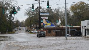 Bogalusa water flooding